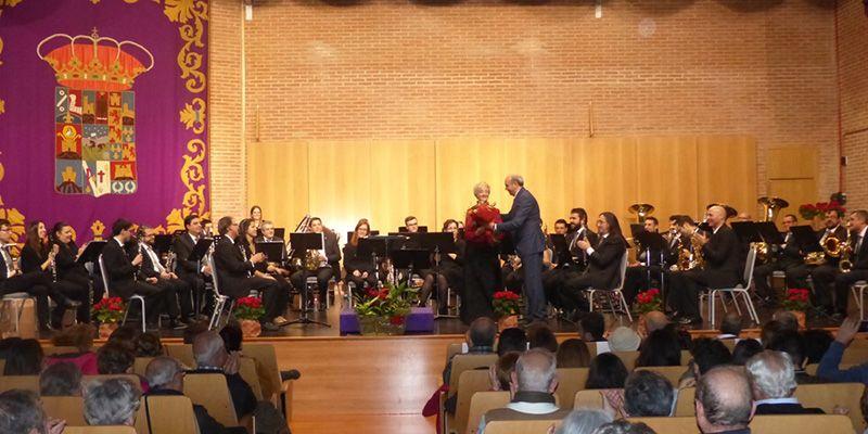 Gran Concierto de Navidad de la Banda de Música de la Diputación de Guadalajara