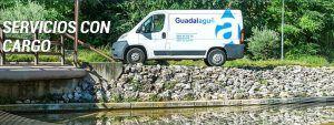 Guadalagua anuncia un corte de agua para el jueves 28 de diciembre en la calle Virgen del Amparo