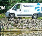 Guadalagua informa de varios cortes de agua para los próximos 16 y 18 de diciembre