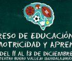 Guadalajara acogerá el I Congreso Nacional de Educación Física, Neuromotricidad y Aprendizaje