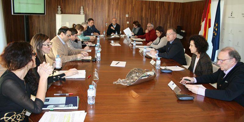 La Comisión de Urbanismo, favorable a que la parcela del sanatorio de San Julián de Cuenca pase de uso terciario a privado