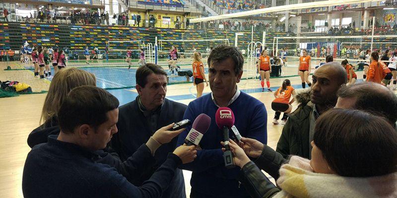 La Copa de España de Voleibol ya ha generado en Guadalajara 56 contrataciones y más de 10.000 pernoctaciones