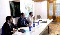 La Diputación y el Colegio de Arquitectos de Cuenca inician su camino conjunto en favor del patrimonio de la provincia