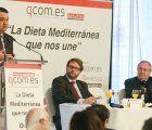 """La Junta reclama un pacto social del agua """"que beneficie a todos y garantice el futuro de la dieta mediterránea"""""""