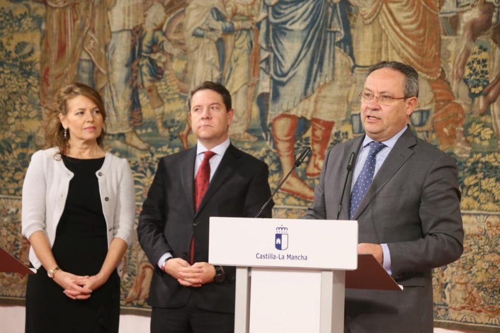 La Junta valora que Castilla-La Mancha se situara en el grupo de comunidades autónomas más dinámicas de España en 2016