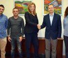 La UCLM y la empresa Innology Ventures colaboran en materia empresarial y de innovación