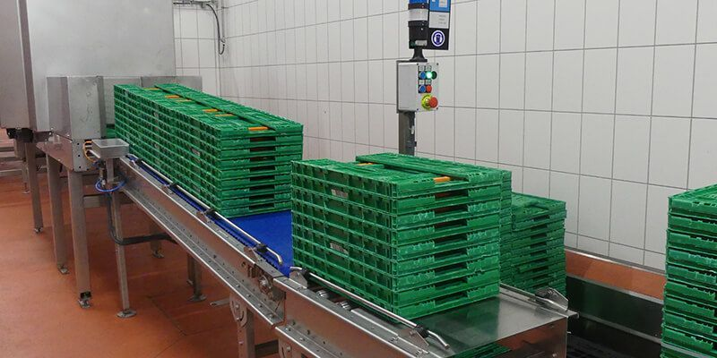 Las exportaciones en Castilla-La Mancha aumentan un 17,2 por ciento en el mes de octubre, seis puntos por encima de la media nacional