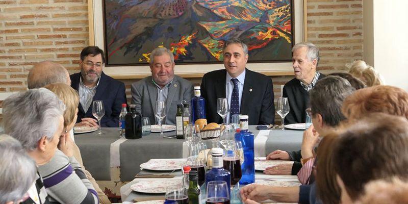 Mariscal agradece la importante labor solidaria de los voluntarios de la UDP