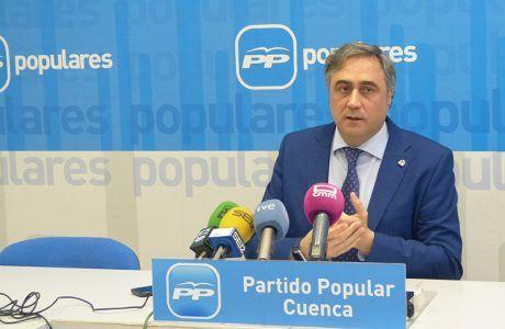 Mariscal denuncia la discriminación de Page con Cuenca por lo mismo da a Toledo 900.000 euros y a Cuenca 443.000