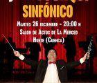 """Música y Humor con el espectáculo """"Jazztoy aquí sinfónico"""" en Huete"""