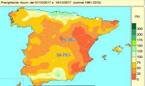 precipitaciones 2017 espana | Liberal de Castilla