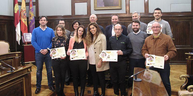 Premios del Concurso de la Ruta de la Tapa de Otoño