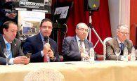 Prieto acompaña a los jubilados de Villares del Saz en la festividad de su Patrona, Santa Eulalia de Mérida