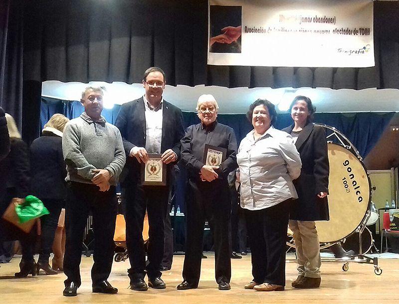 Prieto aplaude la iniciativa de la Unión Musical Lira de Casasimarro de mantener su Concierto de Navidad Solidario durante dos décadas