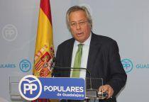 Aguirre asegura que Page derribará las propuesta del PP para mejorar el Hospital y las listas de espera