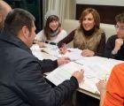 La diputada provincial Yolanda Ramírez recoge las sugerencias de los jóvenes de La Campiña en materia de medioambiente