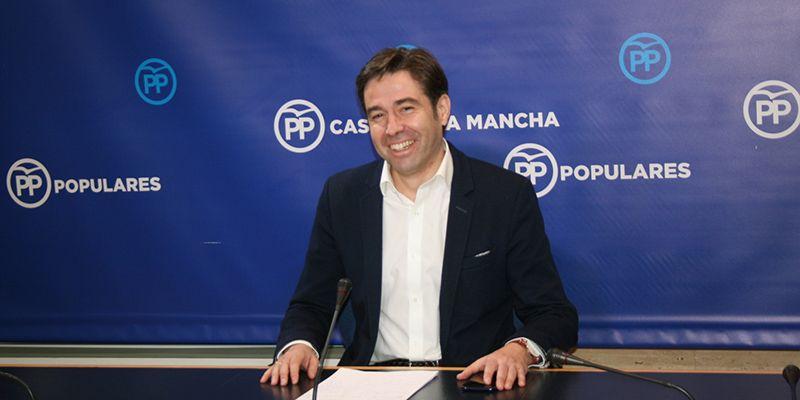 Robisco no puede ser más claro Los presupuestos del pacto de perdedores Page-Podemos son los de la traición para los castellano-manchegos