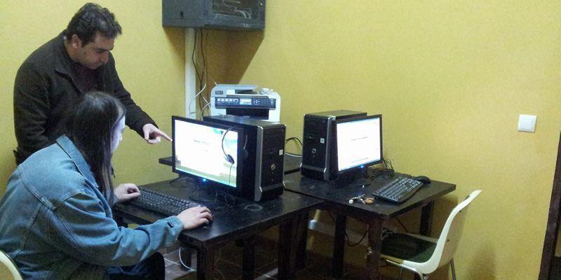Seis pedanías de Huete tienen centro de internet mantenido por Ayuntamiento y Diputación