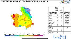 temperaturas otonales cuenca y guadalajara 2017 | Liberal de Castilla