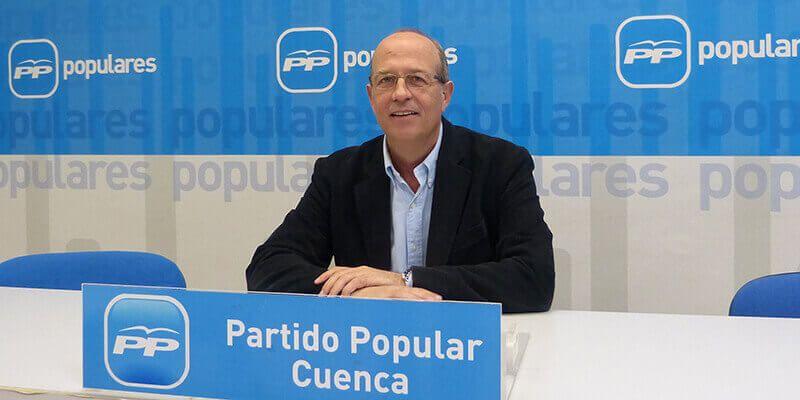 Tortosa denuncia que Page, una vez más, se opone a bajar los impuestos a los castellano-manchegos, como pide el PP