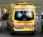 Un muerto y un herido en accidente de tráfico, por salida de la vía en El Casar