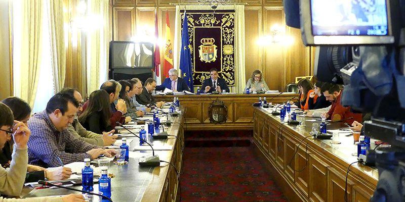 Visto bueno inicial en la Diputación de Cuenca a los 78,9 millones de euros de presupuesto para el ejercicio 2018