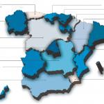 27 euros precio medio para alojarse en las casas rurales de Castilla-La Mancha