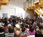 Almonacid celebra musicalmente San Sebastián, patrono del Ayuntamiento