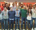 Apoyada por unanimidad la nueva Ejecutiva Provincial de Juventudes Socialistas de Cuenca, encabezada por Eugenio Heredia