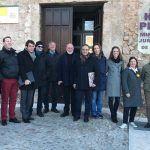 Carrascosa destaca la repercusión en el arte internacional de la colección Polo