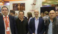 CEOE-Cepyme y HC Hostelería de Cuenca respaldan al sector turístico de la provincia en Fitur
