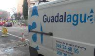 Corte de agua el lunes 22 en la zona de los 'Pisos del Rey' de Guadalajara por mantenimiento de la red de abastecimiento