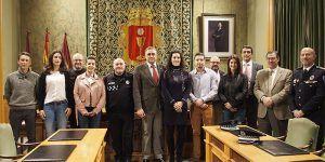 Cuenca incorpora 6 nuevos policías locales a la plantilla