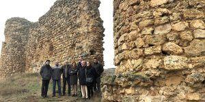 Diputación de Cuenca invertirá 260.000 euros en la rehabilitación y consolidación del castillo de Villarejo de Fuentes