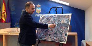 El Ayuntamiento de Guadalajara anuncia nuevas medidas para descongestionar el nudo de Cuatro Caminos