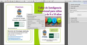 """El Ayuntamiento de Guadalajara pone en marcha un """"taller de inteligencia emocional para niños y niñas de 8 a 10 años"""""""