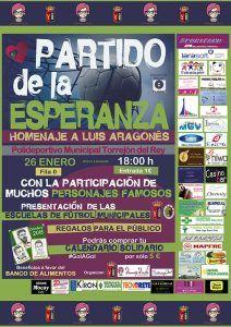 El Ayuntamiento de Torrejón del Rey y la empresa alcarreña Penny Brush homenajearán a Luis Aragonés con un partido Solidario