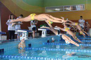 El Campeonato Provincial de Natación Escolar reúne mañana en Cuenca a 237 jóvenes deportistas
