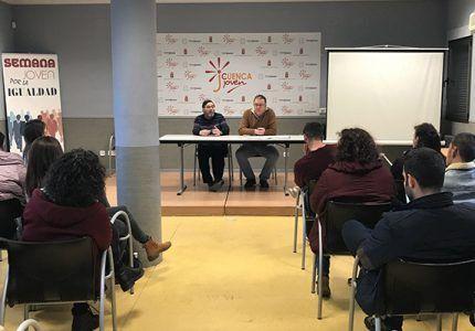 El concejal José María Martínez inaugura en Cuenca el programa 'Semillas' de apoyo a nuevas ideas emprendedoras