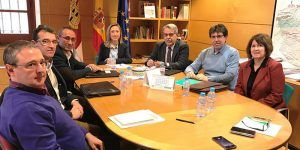 El Gobierno regional y Cooperativas Agro-alimentarias de Castilla-La Mancha exploran posibilidades de colaboración en programas europeos