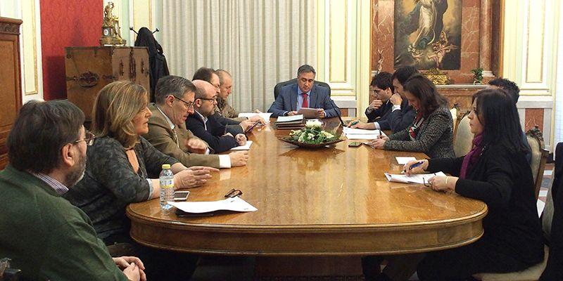 El periodo medio de pago de las operaciones comerciales del Ayuntamiento de Cuenca del pasado mes de noviembre fue de 40,67 días