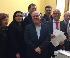 El PP de la Diputación de Toledo presenta un recurso de reposición contra el reparto sectario de convenios a los municipios