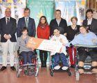 Fundación Caja Rural CLM entrega una ayuda 'Workin' de 6.000 € a APACE Toledo por un proyecto de intervención integral en el área de inserción laboral