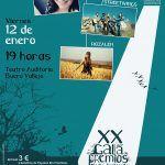 Gala de Ecologistas en Acción el viernes, 12 de enero, en Buero Vallejo