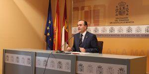 Gregorio saca pecho La Delegación del Gobierno en Castilla-La Mancha es la mejor valorada de España por los ciudadanos