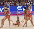 Guadalajara acogerá el Campeonato de Europa de Gimnasia Rítmica