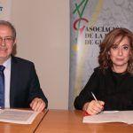 Ibercaja y la Asociación de la Prensa renuevan su convenio anual
