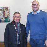 Inaugurada la exposición de Jairo Camacho en la Sala de Arte de  Diputación de Guadalajara