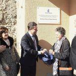 Inaugurado el Centro de Mayores de Huete, cuya inversión total supera el millón de euros