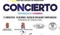La Banda de la Diputación de Guadalajara, Novi Cantores y la Schola de Alcalá ofrecerán el domingo un concierto en Torrejón del Rey